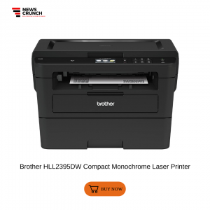 Brother HLL2395DW Compact Monochrome Laser Printer