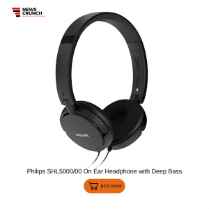 Philips SHL5000/00 On-Ear Headphone