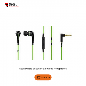 SoundMagic ES11S in-Ear Wired Headphones