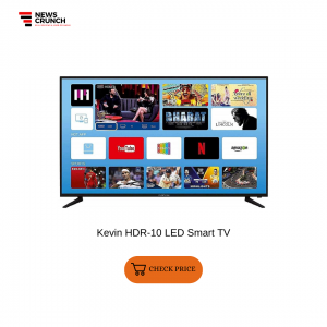 Kevin HDR-10 LED Smart TV