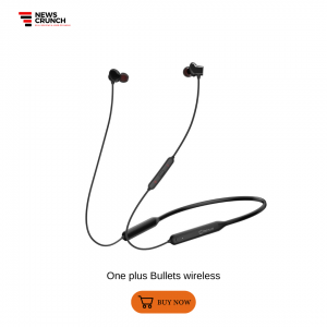 One plus Bullets wireless