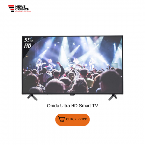 Onida Ultra HD Smart TV